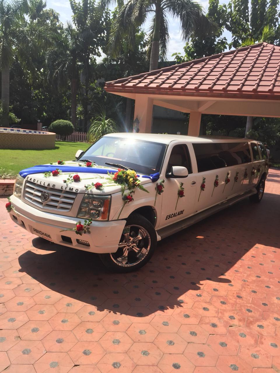 Hire Limousine in Punjab