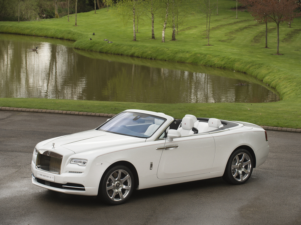 Royal Royce Phantom Convertible