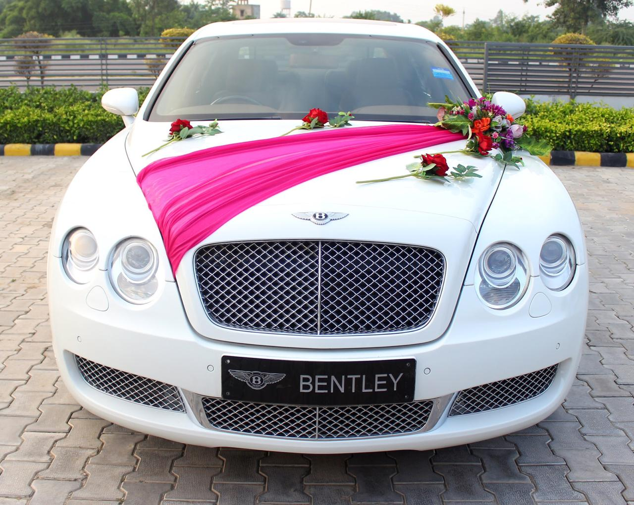 BENTLEY AND G-WAGON MOST TRUST-ABLE BRAND HIRE FOR WEDDING