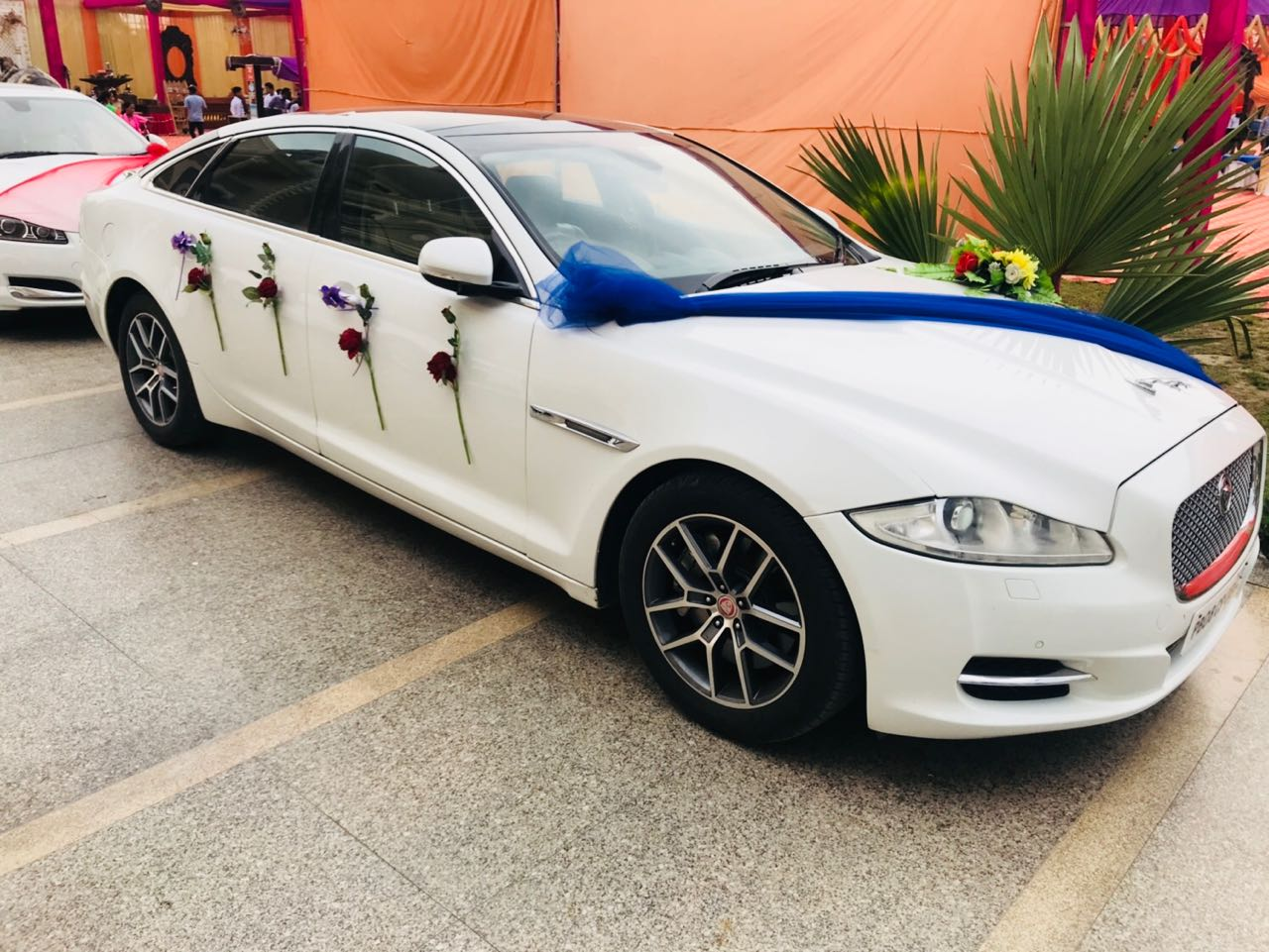 JAGUAR XJL BOOK FOR WEDDING/RECEPTION JUST DIAL 9888930002